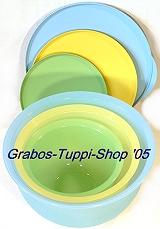 tupperware butterdose